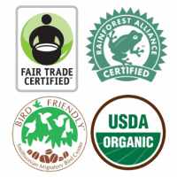 Certified Organic and Sustainable Coffee Brands